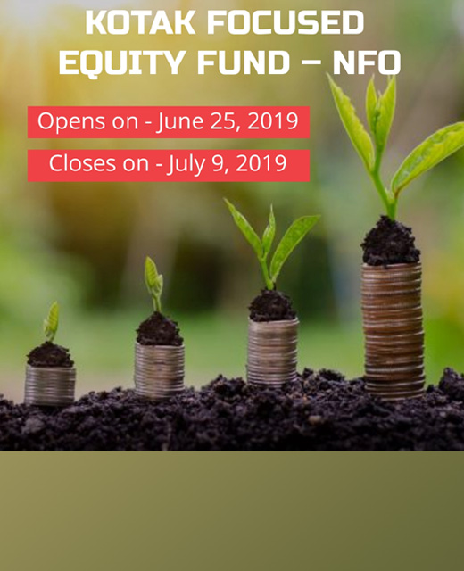 An image Of Kotak Focused Equity Fund - NFO
